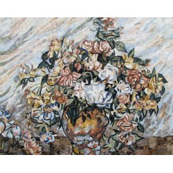Панно Ван Гог Натюрморт с фоном МПП-4 675х805 мм