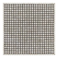 Мозаичная плитка мрамор Victoria Beige (10х10x6 мм) Полированная