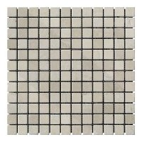 Мозаїчна плитка мармур Beige Mix (23x23x6 мм) Старена/Валтована